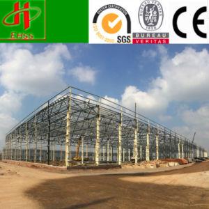 Prefabricados bajo costo de la estructura de acero de alta calidad para almacén
