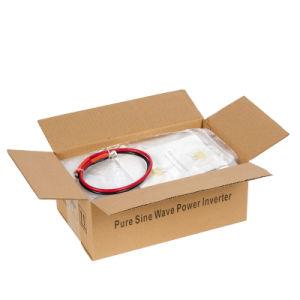 Batería recargable del portátil de 500W DC 12V a 110V 220V 230V 240V AC Inversor de potencia