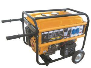 Corea del Astra 6kw 15HP Generador Gasolina barata llave de arranque