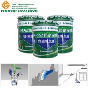 Líquido de dos componentes de la Pintura de recubrimiento de poliuretano PU Waterprpoof