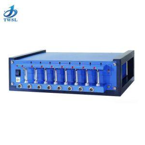 De buena calidad duradera resistencia interna de la capacidad de descarga de batería probador con 8/256/512 canales