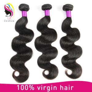 Comercio al por mayor Remy 8un cabello humano onda brasileña cuerpo cabello tejido