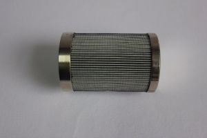 Filtre de retour de fibre de verre filtre hydraulique haute pression