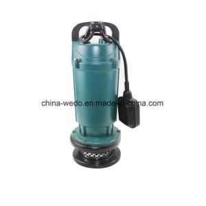 Qdx-0.375-10 de haute qualité de la pompe à eau submersibles électrique (1,5 pouce)