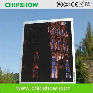 Pleine couleur Chipshow pH20 conduit d'affichage vidéo en plein air