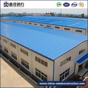 Prefabricados prefabricados modulares móviles de la construcción de la estructura de acero para taller/almacén