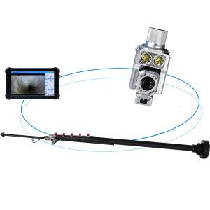 パイプラインの検出のための内視鏡の点検カメラ