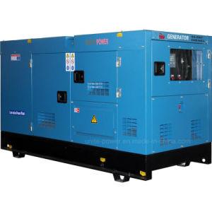 50Hz 34kw/42.5kVA Cummins Silent Type Diesel Generating Set (UPC40)