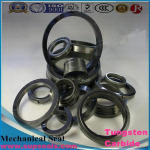 Excelente resistencia de la Junta de carburo de tungsteno anillos de sello mecánico cara pulida