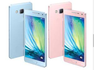 Semsumg Galexy original A5 Reformado desbloqueado teléfono celular de 5,0 pulg.