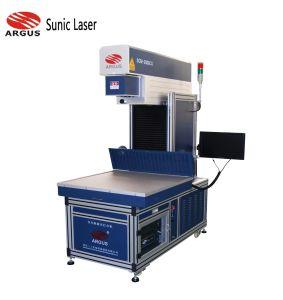 革処理の二酸化炭素レーザーのマーキング機械250W