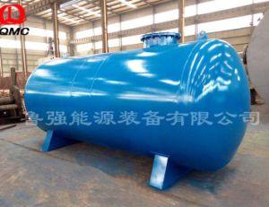 Один резервуар для хранения дизельного топлива на стене, экспортируемых в Южной Африке