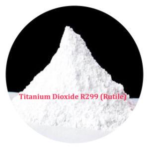Uso del rutilo R299 Masterbatch del diossido di titanio delle materie prime della plastica
