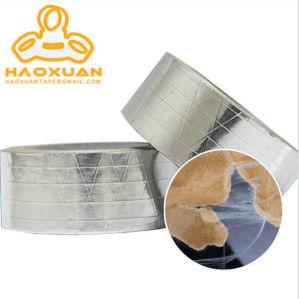 乾式壁、より乾燥した出口のための金属テープエッジング