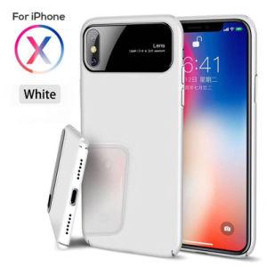 iPhone Xのための耐震性のガラス堅いパソコンの携帯電話の箱