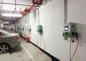 AC遅いEV充電器は電気自動車の電気手段のための端末を積む