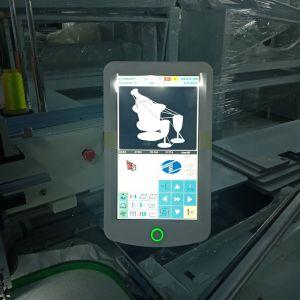 2018自動単一ヘッド3Dコンピュータの刺繍機械価格