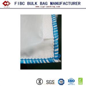 Tecidos de PP branco FIBC Saco grande saco a granel de embalagem