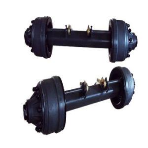 Semi assi resistenti dell'asse/alta qualità di rotella della parte/rimorchio del rimorchio per i ricambi auto dei rimorchi del camion