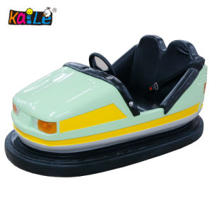 Два места музыки батареи освещения красочный детский для взрослых мини надувные бампер автомобиля