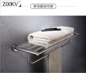 Het regelbare Rek van de Handdoek voor de Montage van de Badkamers