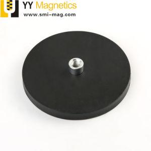 Yymagの強いネオジムのゴム製上塗を施してある磁石