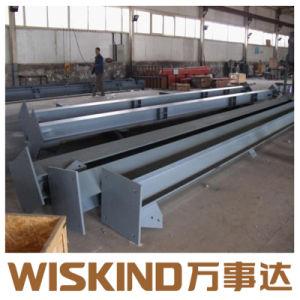 Prefabricadas económicas H-estructura de acero de sección de materiales de construcción