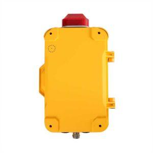 Оптовая торговля для использования вне помещений Светодиодные настенные аналоговые телефоны SIP промышленного быстрого набора
