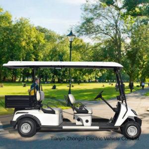 Carrinho de Golf 4 lugares com a caixa de carga
