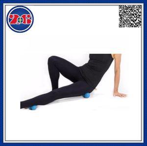 Sfera di forma fisica di ginnastica della sfera del silicone del messaggio del corpo