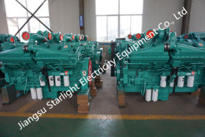 Générateur de puissance diesel Heavy Duty 1500KW 1875kVA moteur diesel Cummins