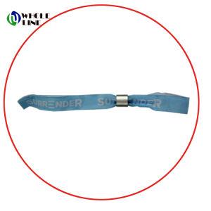 Correia de pulso personalizados Correia Curta/corda com a braçadeira de metal