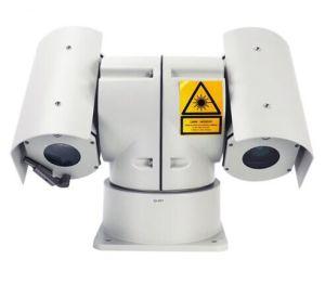 De Camera van kabeltelevisie van het Netwerk PTZ van IRL HD van de Laser van het voertuig 2.0MP 30X