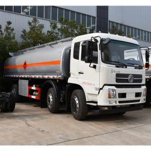 Dongfeng 6 carrai un diesel da 4000 galloni, camion con 15, autocisterna del trasporto del combustibile della benzina di capienza 000L