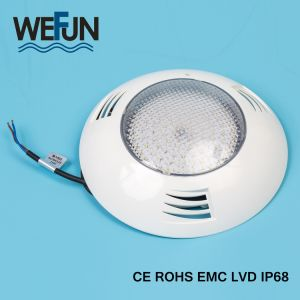 Alta luminosità RGB 3 in un indicatore luminoso subacqueo della piscina di Epistar LED