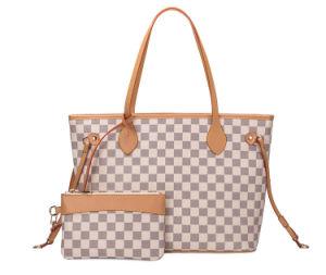 De grandes femmes sac fourre-tout cuir de luxe Lady Sacs à main PU Designer Sacs à main célèbre de Marques Le logo personnalisé