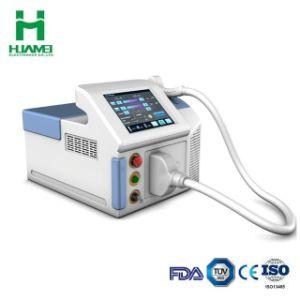 Laser bianco/colore giallo/bianco Corea di colore del diodo del laser Epilator dei capelli di rimozione 808nm del diodo