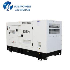 130kw Doosan diesel générateur de puissance électrique en mode silencieux