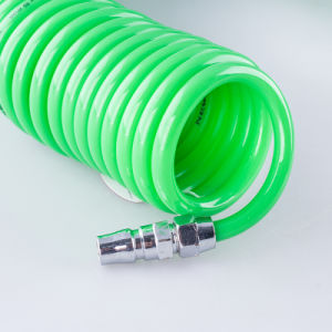 De Groene Slang van de Lucht van de Rol TPU (ks-0805-15M)