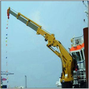 3.2 Tonnen-elektrischer Maschinen-Knöchel-Hochkonjunktur-Kran für Plattform