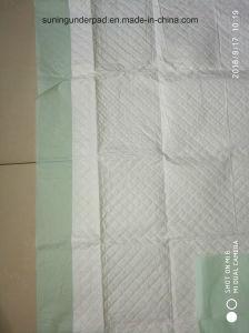 80X180 Cmの病院のための使い捨て可能な外科ベッドのUnderpadの翼のブランドUnderpad