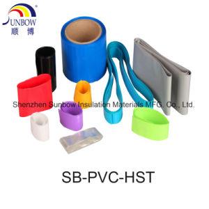 Sunbow PVC熱の収縮の管55mm AA 18650電池