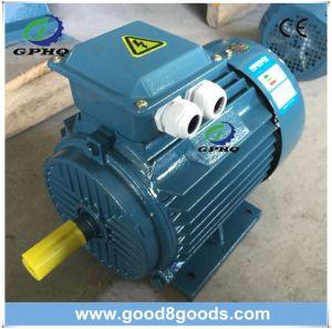 セリウムの証明書が付いているGphq Y2の鋳鉄11kw ACモーター