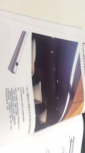 Haute qualité de porte coulissante de porte en verre de Foshan penderie (ACS3-S11)