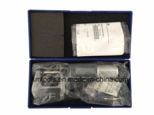 0-25mm/0-1  디지털 외부 마이크로미터 탄화물 측정 마스크 측정기