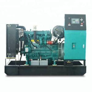 Grande potência ISO grupo gerador a diesel equipado com motor Weichai