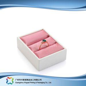 Роскошные деревянные/бумага дисплей упаковки для просмотра украшения подарок (xc-dB-013)