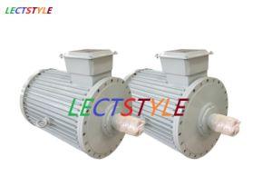 400Vca 60rpm 60kw Gerador de turbina eólica / Gerador de Íman Permanente
