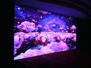 P3mm pleine couleur Affichage LED de la publicité à l'intérieur de la vidéo