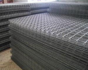 具体的な補強鋼鉄溶接された平板の網